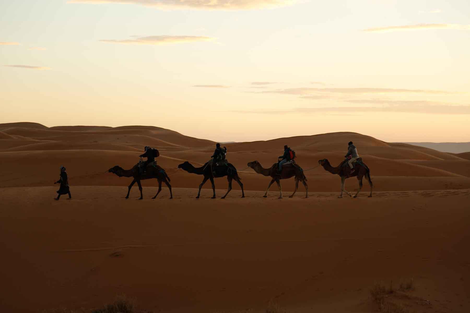 Morocco Sahara Desert Tours from Marrakech