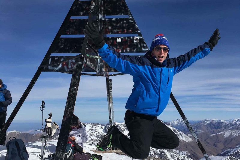 toubkal ascent 2 days