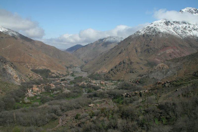 valleys trek