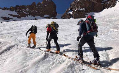 Ski in Atlas Mountains